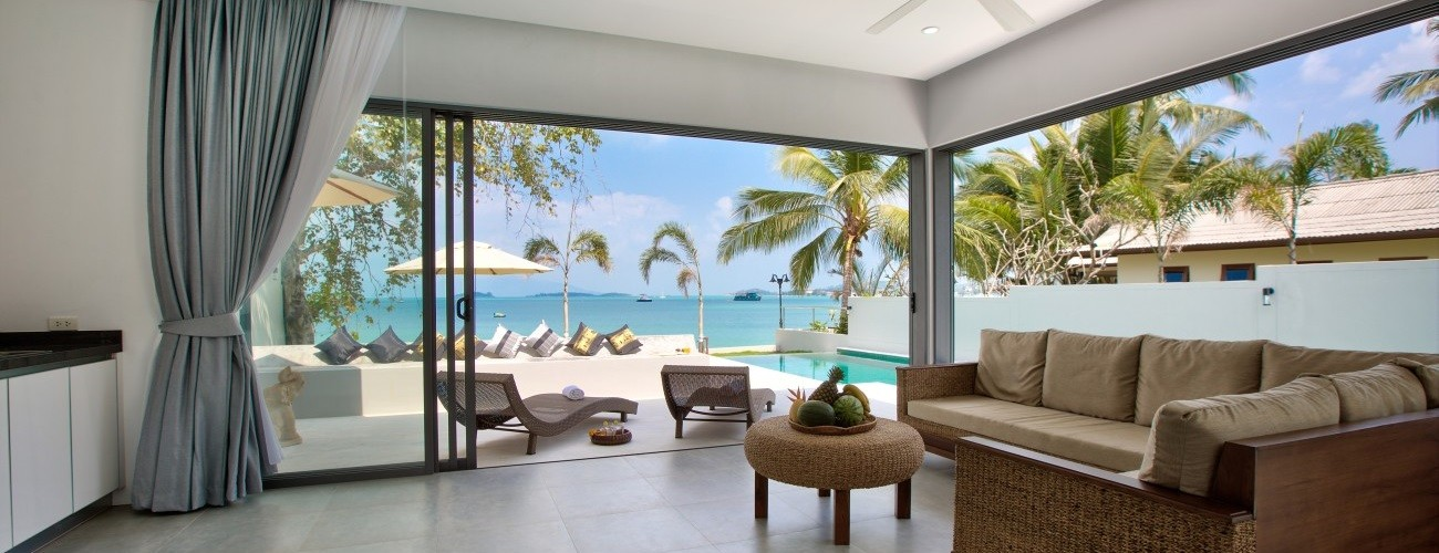 2 Bedroom Beachfront Villa Bangrak
